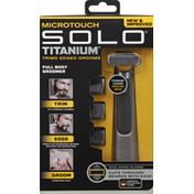 MicroTouch Groomer, Full Body, Titanium-Coated