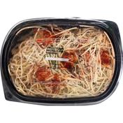 Safeway Spaghetti with Meatballs and Marinara