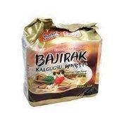 Samyang Assorted Clam Flavor Bajirak Kalgugsu Noodles