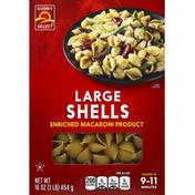 Sunny Select Shells, Large
