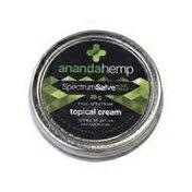 Ananda Hemp Full Spectrum Salve 125 Mg Topical Cream