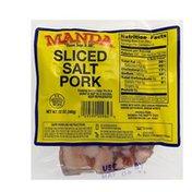 Mandia Ciboitaliano Sliced Salt Pork