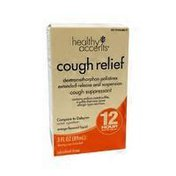 Healthy Accents Cough Relief