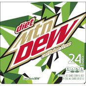 Mtn Dew Diet  Caffeine Free