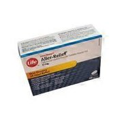 Life Brand Allergy Relief Tablets