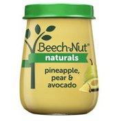 Beech-Nut Naturals Pineapple, Pear & Avocado