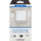 Mobilcharge Wall Charger