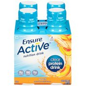 Ensure Active Peach Nutrition Drink