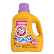 Arm & Hammer Plus Softener Orchard Bloom, 70 Loads Liquid Laundry Detergent,