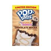 Kellogg's Pop-Tarts Breakfast Toaster Pastries Frosted Chocolate Mocha