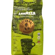 Lavazza Coffee, Organic, Whole Bean, Light, Premium Blend