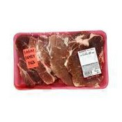 U.S Government Inspected Assorted Pork Chops Family Pack