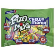 Colombina Fun Mix, Chewy Mania, Assorted Fruit Flavors