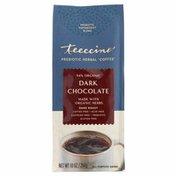 Teeccino Dark Chocolate Prebiotic Superboost Herbal Coffee