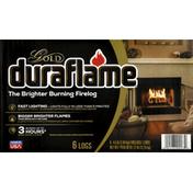 Duraflame Firelogs, Gold