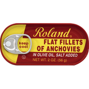 Roland Anchovies, Flat Fillets