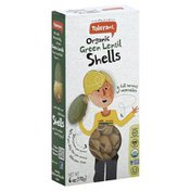 Tolerant Shells, Organic, Green Lentil