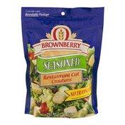 Brownberry/Arnold/Oroweat Restaurant Cut Croutons Seasoned