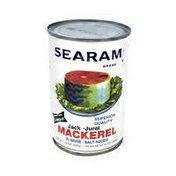 Searam Mackerel, Jack, in Brine