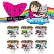 Weruva Best Feline Friend Oh My Gravy! Variety Pack Wet Cat Food