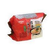Nissin Fz Artificial Pork Ramen Noodles