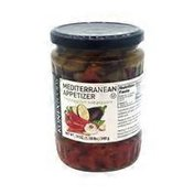 Konex Foods Mediterranean Appetizer Fried Eggplant & Peppers