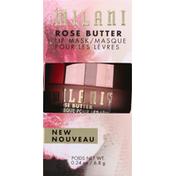 Milani Lip Mask, Rose Butter