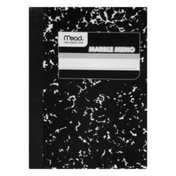 Mead Marble Memo Book