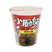 Little Cook Spicy Beef Cup Noodles