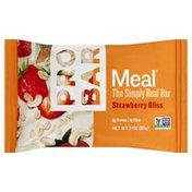 Probar Protein Bar, Pro Bar, Meal, The Simply Real Bar, Strawberry Bliss, Wrapper, Box