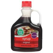 Food Club Original Syrup