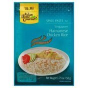 Asian Home Gourmet Spice Paste, for Singapore Hainanese Chicken Rice