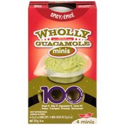 Wholly Guacamole Minis Spicy