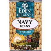 Eden Foods Navy Beans, No Salt Added