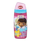Disney Doc McStuffins 3-In-1 Body Wash Shampoo Conditioner All-Better Berry Scent