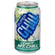 Super Chill Soda, Mt. Chill, Diet