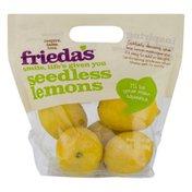 Frieda's Lemons Seedless