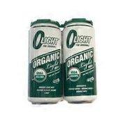 O Light Organic Light Beer
