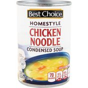 Best Choice Homestyle Chicken Noodle Condensed Soup