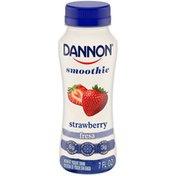Dannon Smoothie Strawberry Nonfat Yogurt Drink