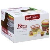 GoodCook Food Storage, Value Pack