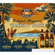 Kona Brewing Company Island Hopper Variety Pack Btl