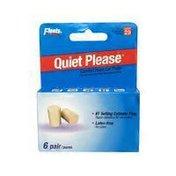 Flents Quiet Please Foam Ear Plugs