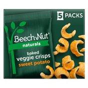 Beech-Nut Naturals Sweet Potato Baked Veggie Crisps