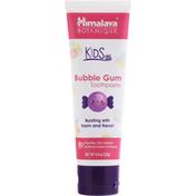 Himalaya Toothpaste, Bubble Gum, Kids