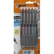 BiC Mechanical Pencils, Xtra Comfort, Fine (0.5 mm), No. 2