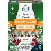 Gerber Organic Cherry Fruit Infused Water