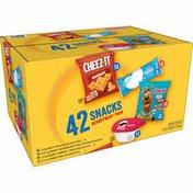 Kellogg's Snacks Assortment Pack, Lunch Snacks, Variety Pack