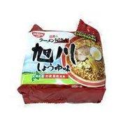 Nissin Soy Sauce Flavor Noodle