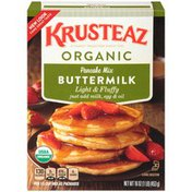 Krusteaz Organic Buttermilk Pancake Mix
